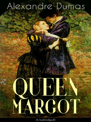 cover image of QUEEN MARGOT (Unabridged)