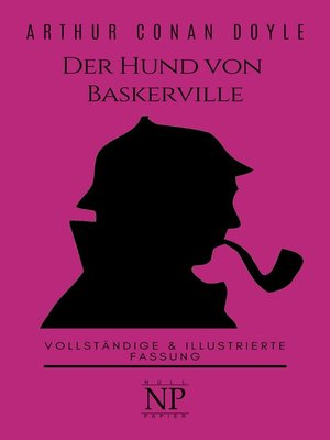 cover image of Sherlock Holmes – Der Hund von Baskerville