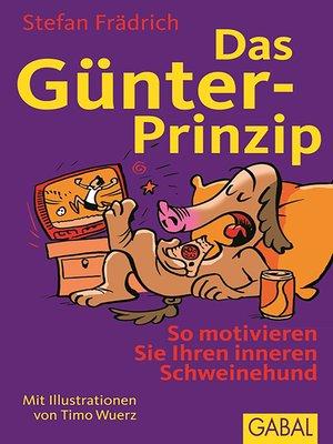 cover image of Das Günter-Prinzip