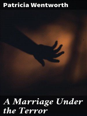 cover image of A Marriage Under the Terror