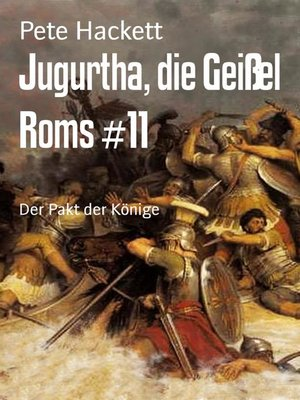 cover image of Jugurtha, die Geißel Roms #11