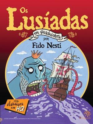 cover image of Os Lusíadas em quadrinhos
