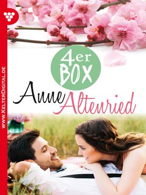cover image of Anne Altenried 4er Box--Liebesromane