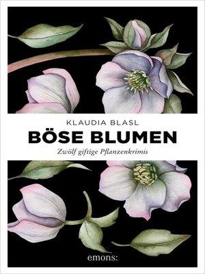 cover image of Böse Blumen