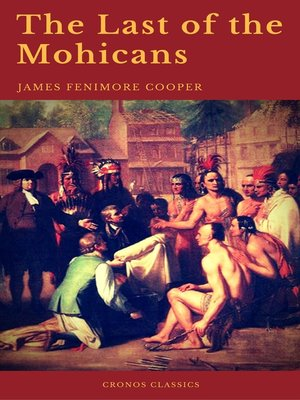 cover image of The Last of the Mohicans (Cronos Classics)