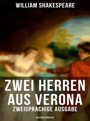 cover image of Zwei Herren aus Verona (Zweisprachige Ausgabe