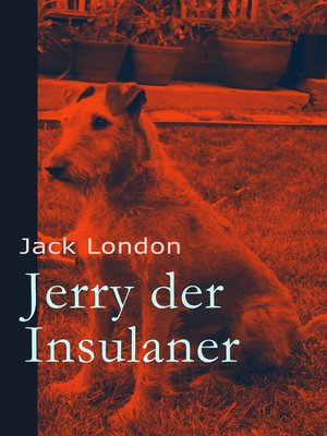 cover image of Jerry der Insulaner