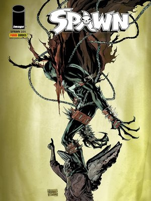 cover image of Spawn, Band 105