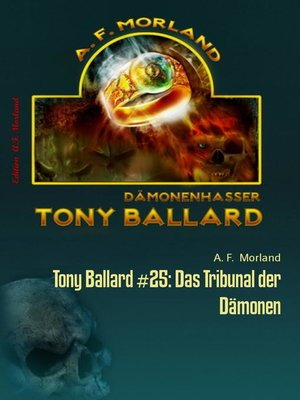 cover image of Tony Ballard #25
