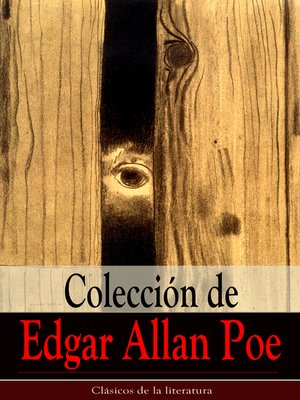 cover image of Colección de Edgar Allan Poe