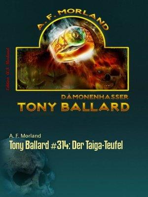 cover image of Tony Ballard #314