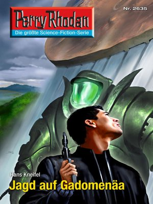 cover image of Perry Rhodan 2635