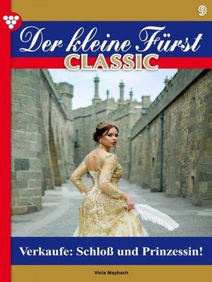 cover image of Der kleine Fürst Classic 9 – Adelsroman