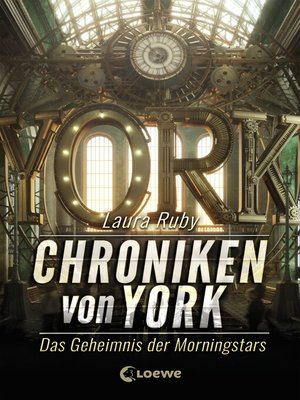 cover image of Chroniken von York--Das Geheimnis der Morningstars