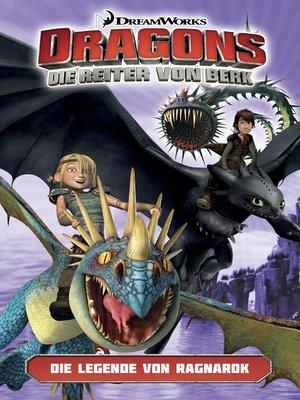 cover image of Dragons--Die Reiter von Berk 5