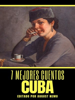 cover image of 7 mejores cuentos--Cuba