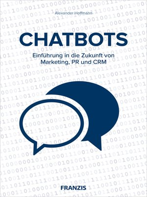 cover image of Chatbots
