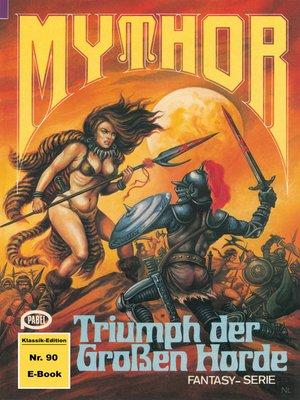 cover image of Mythor 90