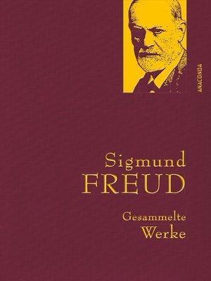 cover image of Sigmund Freud--Gesammelte Werke