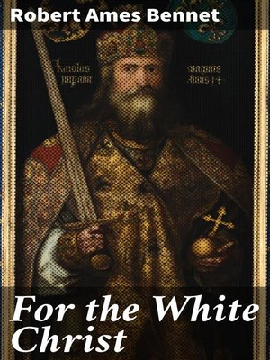 cover image of For the White Christ
