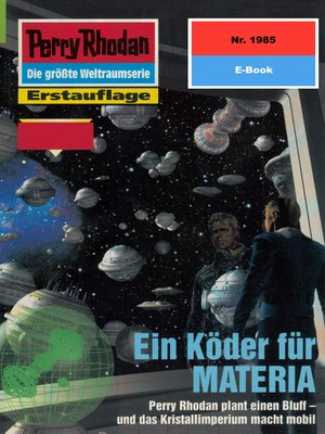 cover image of Perry Rhodan 1985