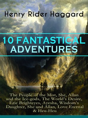 cover image of 10 Fantastical Adventures