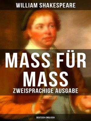 cover image of Mass für Mass (Zweisprachige Ausgabe