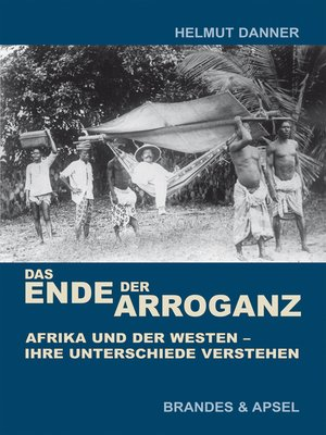 cover image of Das Ende der Arroganz