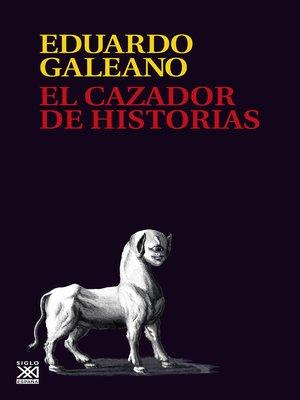 cover image of El cazador de historias