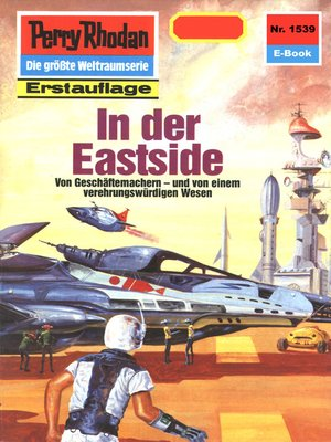 cover image of Perry Rhodan 1539
