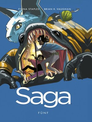 cover image of Saga 5