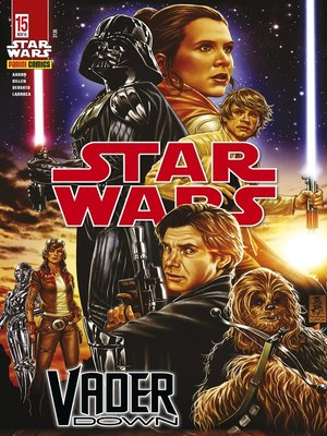 cover image of Star Wars, Comicmagazin 15--Vader Down