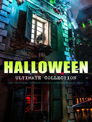 cover image of HALLOWEEN Ultimate Collection