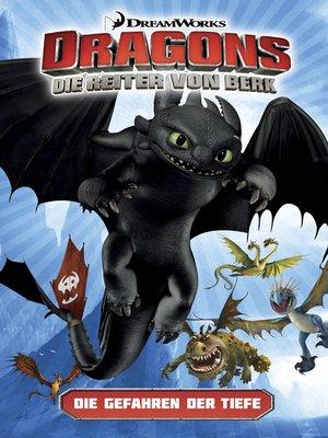cover image of Dragons--Die Reiter von Berk 2