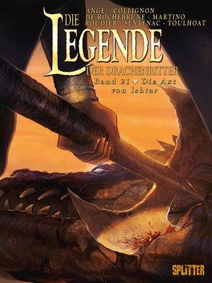 cover image of Die Legende der Drachenritter. Band 21