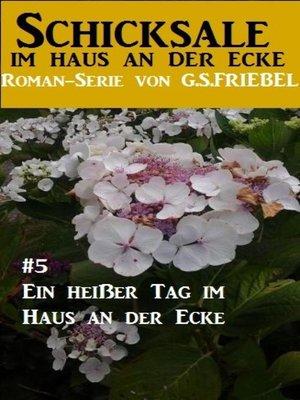 cover image of Schicksale im Haus an der Ecke #5