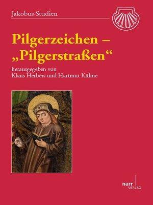 """cover image of Pilgerzeichen – """"Pilgerstraßen"""""""