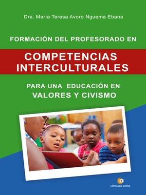 cover image of Formación del profesorado en competencias interculturales