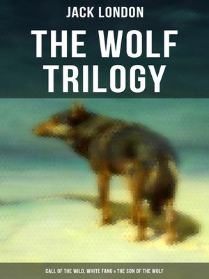 cover image of THE WOLF TRILOGY