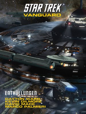 cover image of Star Trek--Vanguard 6