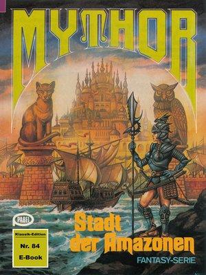 cover image of Mythor 84