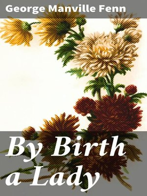 cover image of By Birth a Lady