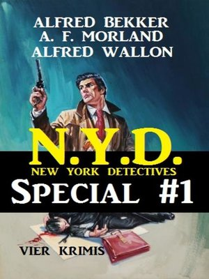 cover image of N.Y.D.--Special #1