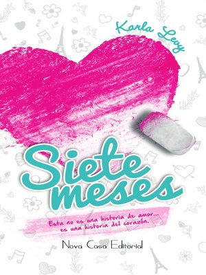 cover image of Siete meses