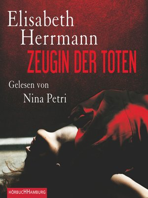 cover image of Zeugin der Toten