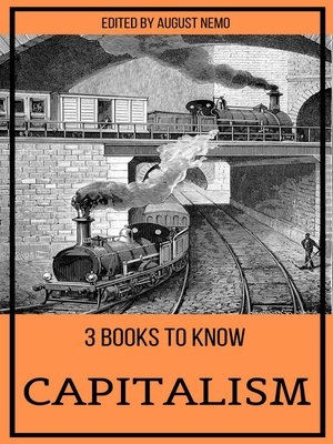 cover image of 3 books to know Capitalism