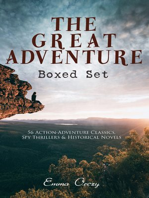 cover image of THE GREAT ADVENTURE Boxed Set