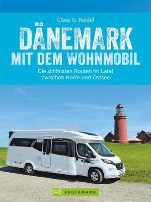 cover image of Dänemark mit dem Wohnmobil