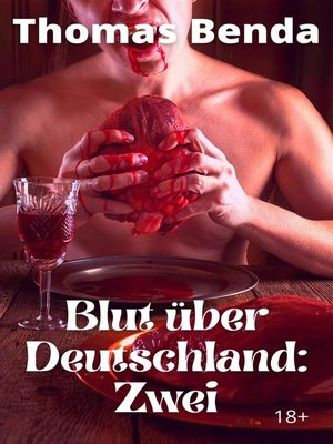 cover image of Blut über Deutschland