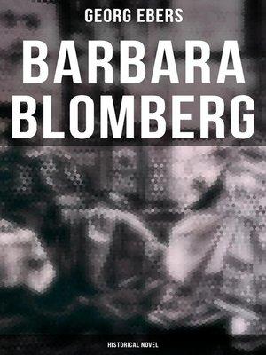 cover image of Barbara Blomberg (Historical Novel)